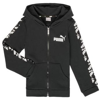 Sweat-shirt enfant Puma AMPLI HOOD JKT