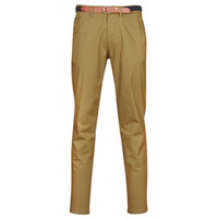 Vêtements Homme Chinos / Carrots Selected SLHYARD Camel