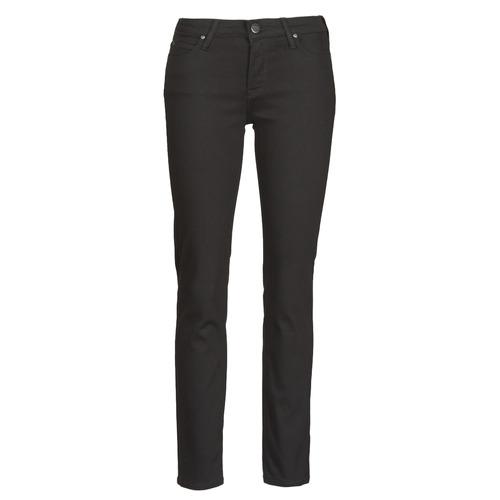 Vêtements Femme Jeans slim Lee ELLY Black rinse