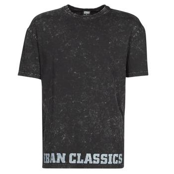 Vêtements Homme T-shirts manches courtes Urban Classics TOBI Noir