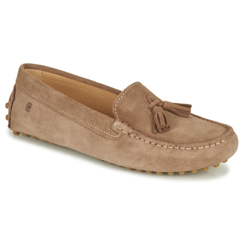 Chaussures Femme Mocassins Casual Attitude GATO Taupe