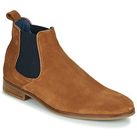 Chaussures Homme Boots Casual Attitude MAURINE cognac