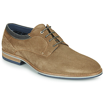 Chaussures Homme Derbies Casual Attitude MARINA taupe