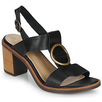 Chaussures Femme Sandales et Nu-pieds Casual Attitude MANON Rouge