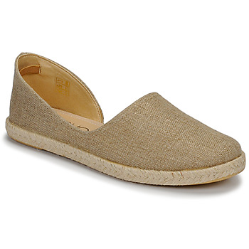 Chaussures Femme Espadrilles Casual Attitude JALAYIVE Beige