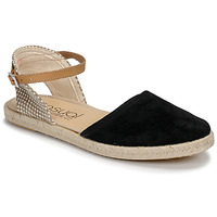 Chaussures Femme Sandales et Nu-pieds Casual Attitude MADELEINE Noir