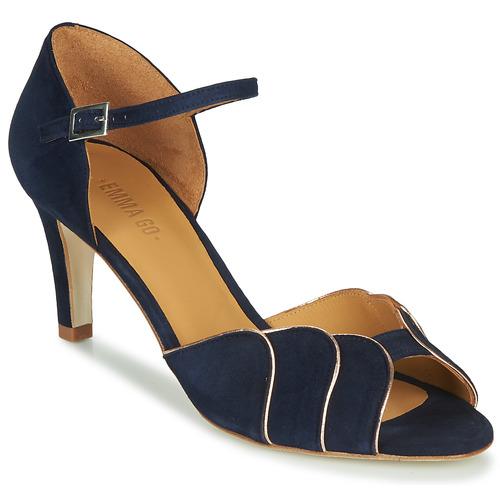 Chaussures Femme Sandales et Nu-pieds Emma Go PHOEBE Marine