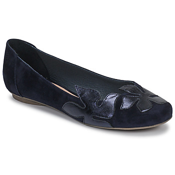 Chaussures Femme Ballerines / babies Betty London ERUNE Marine
