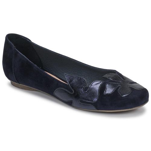 Chaussures Femme Ballerines / babies Betty London ERUNE Marine