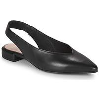 Chaussures Femme Sandales et Nu-pieds Betty London MITONI Noir