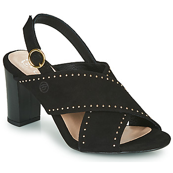 Chaussures Femme Sandales et Nu-pieds Betty London MADINE Noir