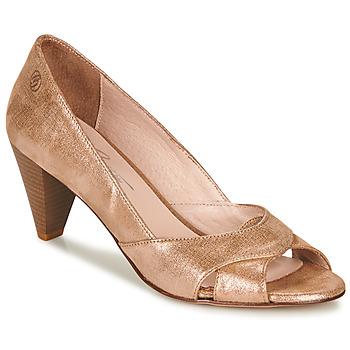 Chaussures Femme Escarpins Betty London MIRETTE Doré