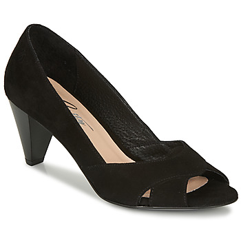 Chaussures Femme Escarpins Betty London MIRETTE Noir suede