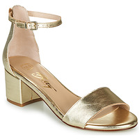 Chaussures Femme Sandales et Nu-pieds Betty London INNAMATA Doré