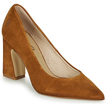 Chaussures Femme Escarpins Betty London MONDI Cognac