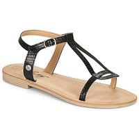 Chaussures Femme Sandales et Nu-pieds Betty London MISSINE Noir
