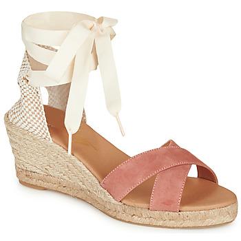 Chaussures Femme Sandales et Nu-pieds Betty London IDILE Rose
