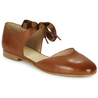 Chaussures Femme Ballerines / babies Betty London MARILO Camel