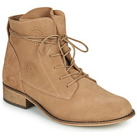 Chaussures Femme Boots Betty London MARILU Beige