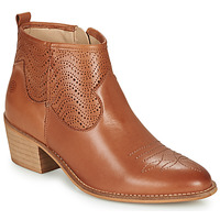 Chaussures Femme Bottines Betty London MARILENE Camel