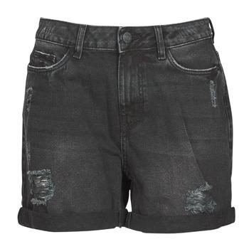 Vêtements Femme Shorts / Bermudas Noisy May NMSMILEY Noir