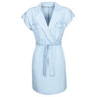 Vêtements Femme Robes courtes Noisy May NMVERA Bleu clair