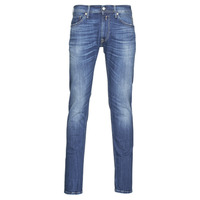 Vêtements Homme Jeans skinny Replay JONDRIL Bleu Médium