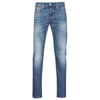 Vêtements Homme Jeans droit Replay GROVER Bleu Médium