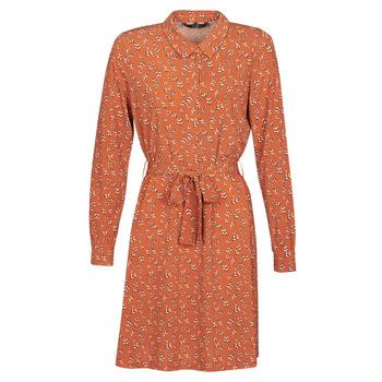 Vêtements Femme Robes courtes Vero Moda VMTOKA Rouille