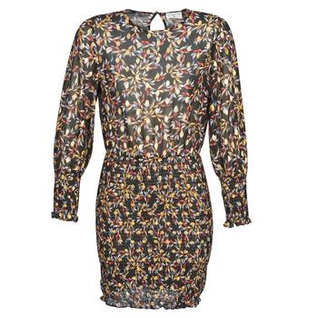 Vêtements Femme Robes courtes Moony Mood FOUTILA Noir
