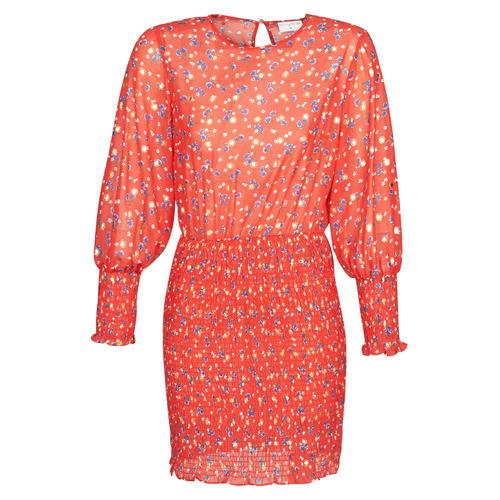 Vêtements Femme Robes courtes Moony Mood FANETTE Rouge