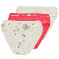 Sous-vêtements Fille Culottes & slips Petit Bateau 54465 Multicolore