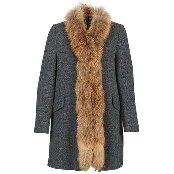 Vêtements Femme Manteaux Stella Forest STILAN Gris