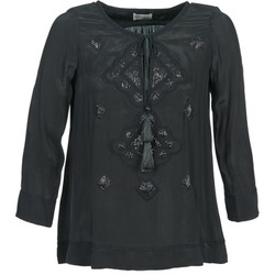 Vêtements Femme Tops / Blouses Stella Forest STORILA Noir