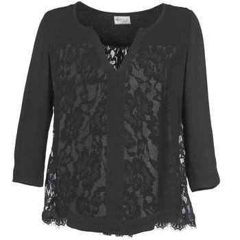 Vêtements Femme Tops / Blouses Stella Forest STIRPIA Noir