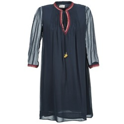 Vêtements Femme Robes courtes Stella Forest STALOU Bleu