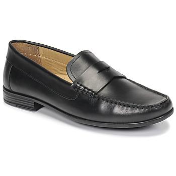 Chaussures Homme Mocassins André OFFICE Noir