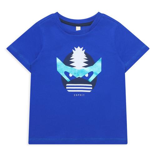 Vêtements Fille T-shirts manches courtes Esprit ENORA Bleu