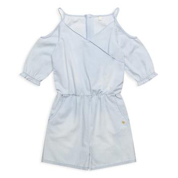 Vêtements Fille Combinaisons / Salopettes Esprit FRANCESCO Bleu