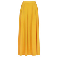 Vêtements Femme Jupes Betty London MERCI Jaune