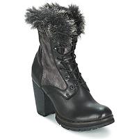 Chaussures Femme Bottines Bunker ACE MAJA Noir