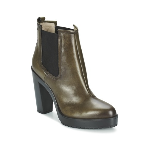 Chaussures Femme Low boots Diesel CHARON Marron