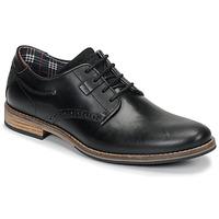Chaussures Homme Derbies André ROLL Noir