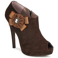 Chaussures Femme Low boots Fericelli ASSETE Marron
