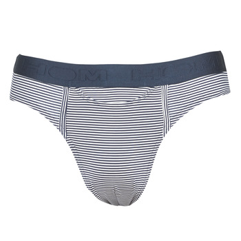 Sous-vêtements Homme Slips Hom SIMON MINI BRIEF Marine / Blanc