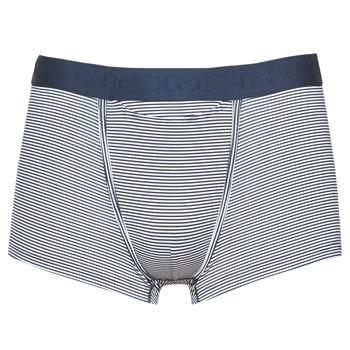 Sous-vêtements Homme Boxers Hom SIMON BOXER BRIEF HO1 Marine / Blanc