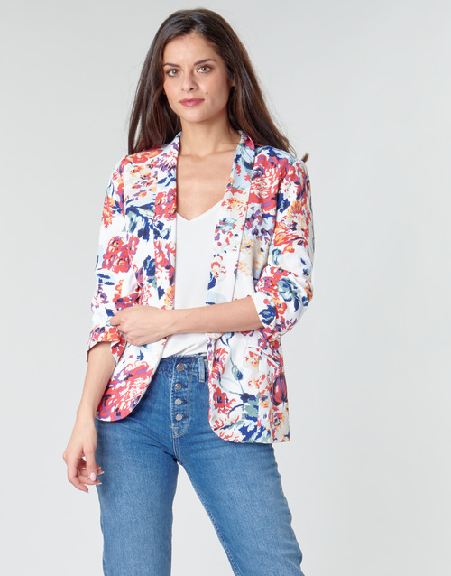 Vêtements Femme Vestes / Blazers Betty London MIRKA Multicolore