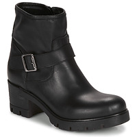 Chaussures Femme Bottines Sweet Lemon ELITO Noir