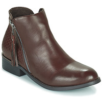 Chaussures Femme Boots Xti  Marron