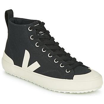 Chaussures Baskets montantes Veja NOVA HT Noir